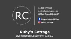 Ruby's Cottage